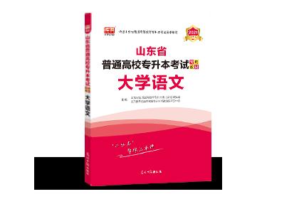 2021年山东专升本考试专用教材-语文