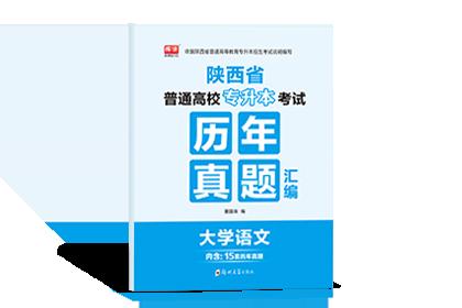 2021年陕西专升本考试语文历年真题汇编