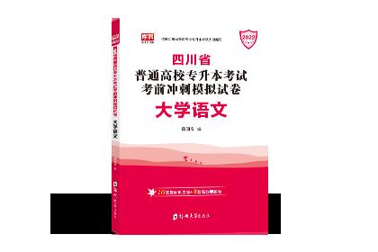 2022年四川专升本考前冲刺模拟试卷-大学语文