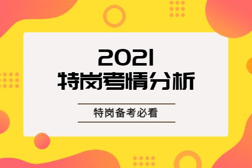 2021年黑龙江特岗教师考情分析
