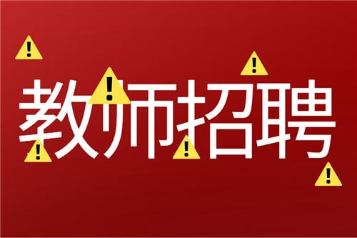 2021年河南安阳县招聘安东新区第一高级中学代课教师公告(53人)