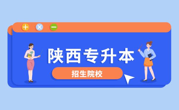 2021年陕西网络与新媒体专业专升本招生院校有哪些?