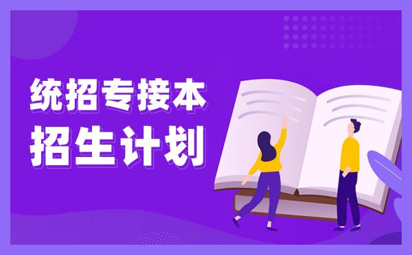 2021年河北省专接本考试建档立卡招生计划