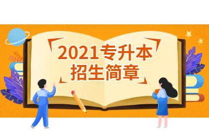 2021年新疆理工学院专升本招生简章