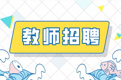 2021年山东滨州阳信县新东云教育集团招聘高中、初中教师公告(38人)