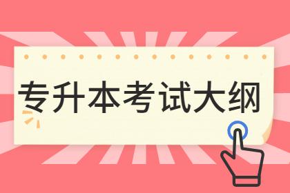 2021年汉江师范学院商务英语专业专升本考试大纲