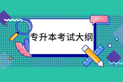 2021年武汉晴川学院专升本软件工程专业考试大纲