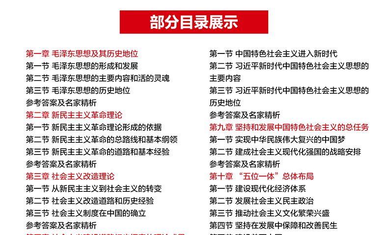2019广东专插本考试政治理论试题