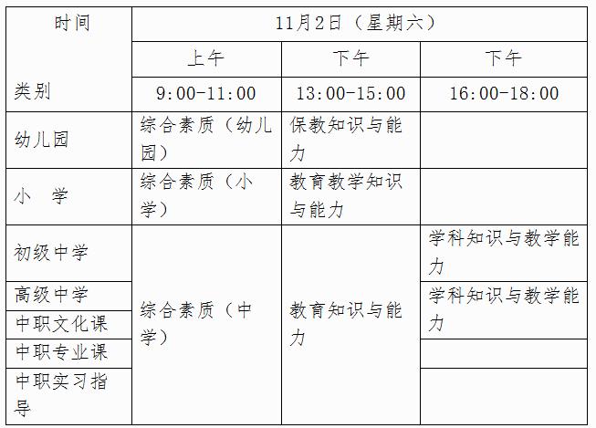 2019下半年广西省中小学教师资格考试笔试报名