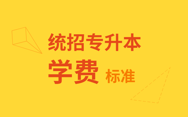 贵州大学科技学院专升本学费